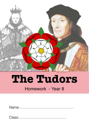 Tudors Homework Booklet