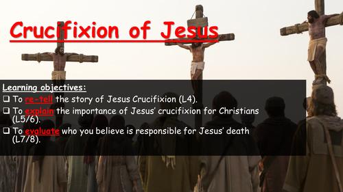 The Crucifixion of Jesus