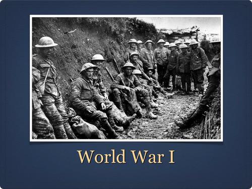 WWI Propaganda: Multi-Modal Analysis