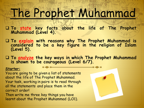 The life of the Prophet Muhammad PBUH