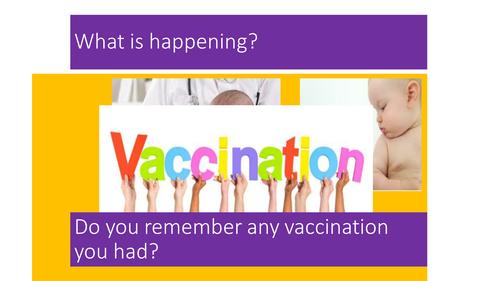 Vaccination, antibiotics and painkillers GCSE AQA