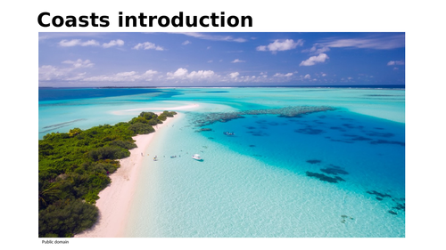 Introduction to coasts
