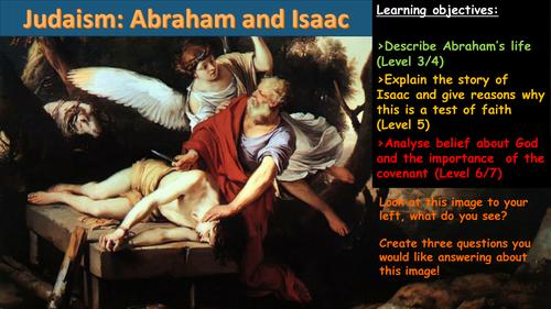Judaism: Abraham and Isaac