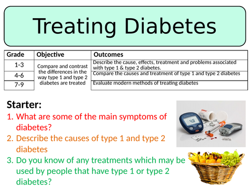 the cause effects and treatment of type 2 diabetes