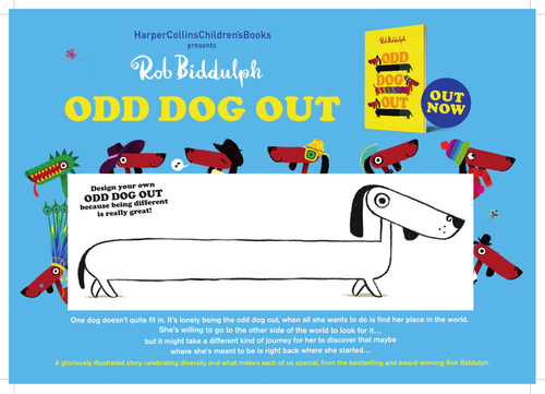 Odd Dog Out - Design Your Own