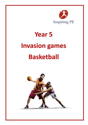 Basketball year 5