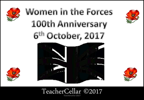 Celebrating 100 years of Women in the British  Forces