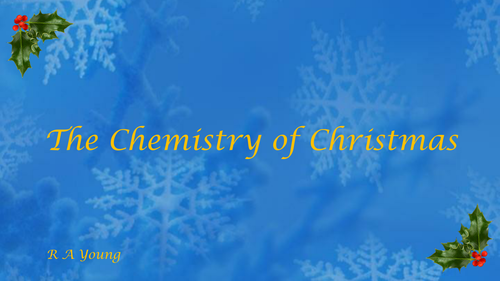 A-level Chemistry of Christmas Powerpoint - Organic, Functional Groups, Stereochemistry etc etc