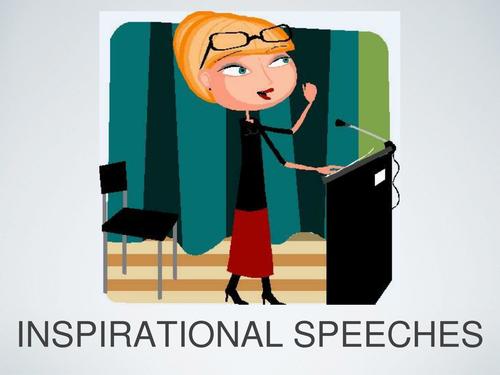 The Study of Spoken Language / Language Techniques / Speeches