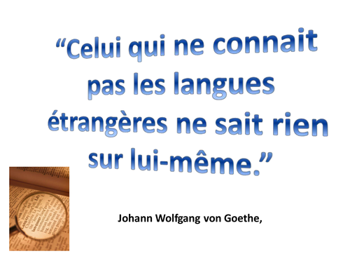 Inspiring Quotes for French students