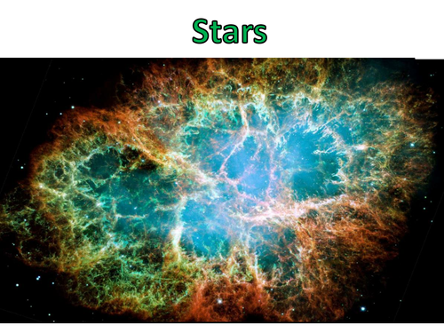 A-Level Physics - ENTIRE Cosmology topic [PPT & worksheets] (Edexcel)