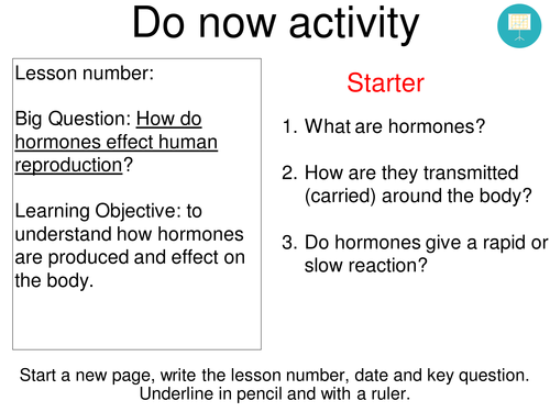 Aqa the periodic table and atomic structure bundle 11 lessons by lesson on hormones and human sexual development aqa gcse urtaz Images