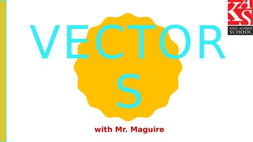 #Vectors