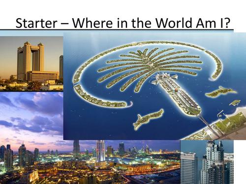 Fantastic Places, Lesson 7 - Divine Dubai, Desert Climate