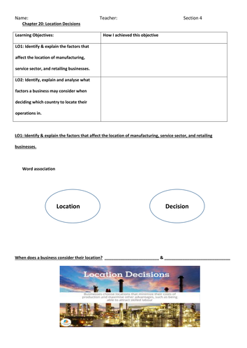 Igcse business studies marketing mix product by mwolsten igcse business studies chapter 20 location decisions fandeluxe Choice Image