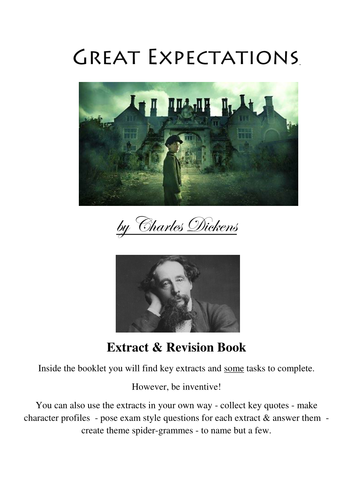 Great Expectations Revision Workbook