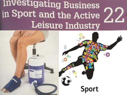 2016 NEW SPEC Pearson Edexcel BTEC Sport - Unit 22 Business in Sport
