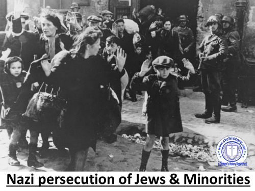 persecution of jews Jews and christians managed to live together for many centuries before the jews were persecuted ruthlessly the persecution of this minority group occurred when christian and secular identities became more defined jews were perceived as having power over the christians that christians believed they should not possess therefore, when studying.
