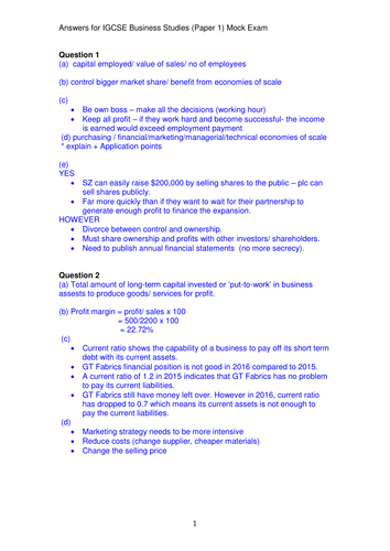 public finance exam questions and answers