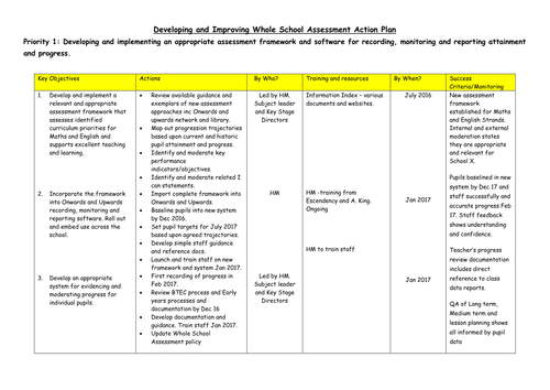 Npqsl Example Assessment By Martinms Teaching Resources