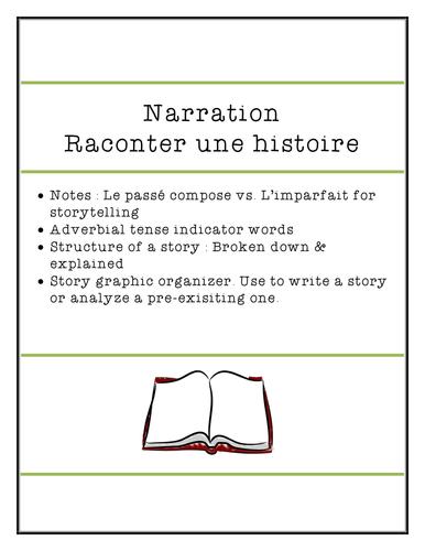 Storytelling & Narrating | en français