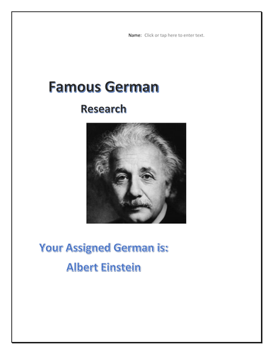 a biography of albert einstein a famous german mathematician Albert einstein site online albert einstein biography and more albert einstein: mactutor biography famous albert einstein quote.