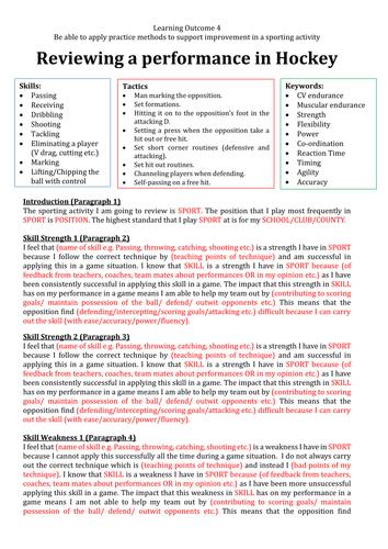 Rics research paper series
