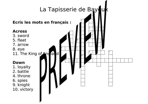 Expo 3 On y va Normandy and The Bayeux Tapestry