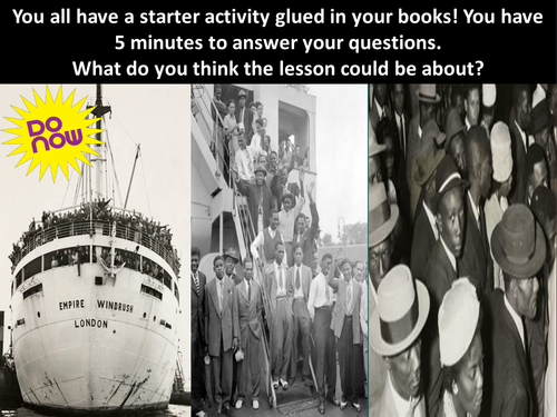 The Windrush - What was it like to emigrate to Britain in 1948?