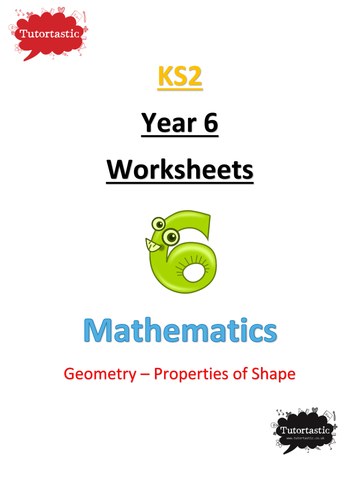 Year 6 Mathematics - Properties of Shape