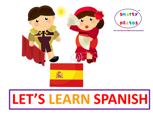 Let's Learn Spanish Active Learning - My family