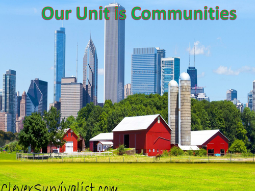 Communities and Cities