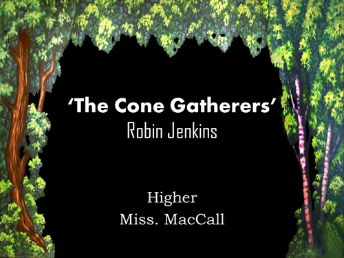 The Cone Gatherers Bundle