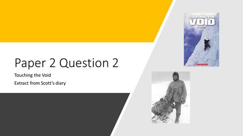 AQA English Language Paper 2 Question 2