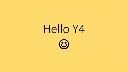 Y4- Fronted Adverbials