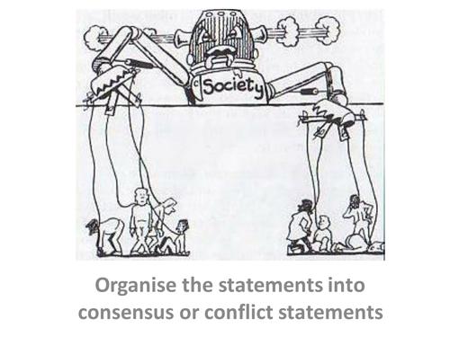 Sociology - Functionalism