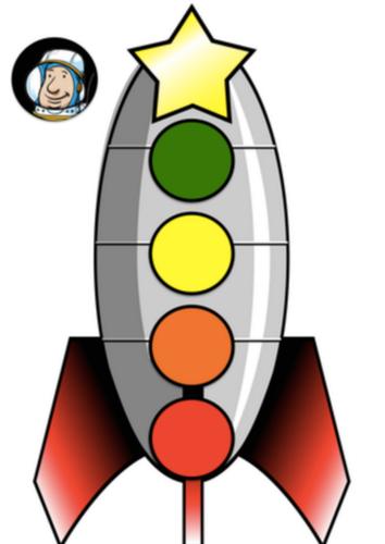 Rocket Behaviour Chart