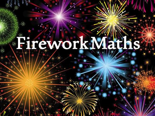 Firework Maths