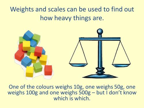 Estimation and Measurements