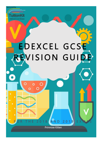 Edexcel Revision Pack. 9-1 spec.  inc Biology, Chemistry and Physics at Higher and Foundation.