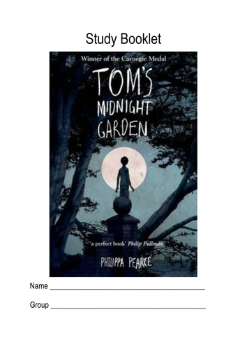 TOM'S MIDNIGHT GARDEN – STUDY BOOKLET – NOTES – RESOURCES