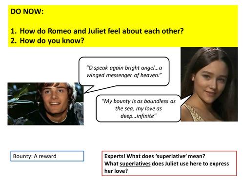 Romeo and Juliet Act 2 Scene 2 Analysis
