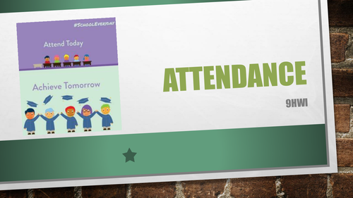 Boosting Attendance Assembly