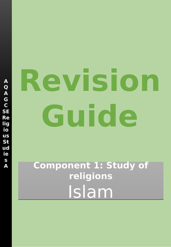 AQA GCSE RE SPEC A Islam Revision Guide - The study of religions