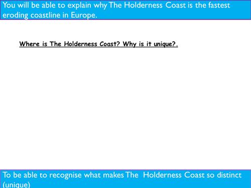 The Holderness Coast