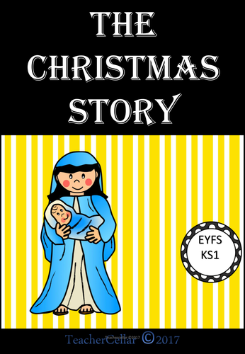 The Story Of The First Christmas