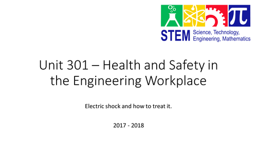 Health and Safety - Electrocution