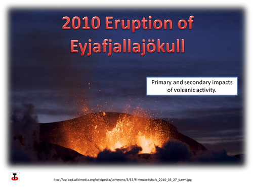 2010 Eruption of Eyjafjallajökull