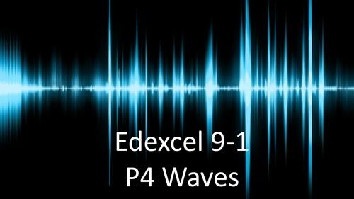 P4 Waves, Edexcel 9-1