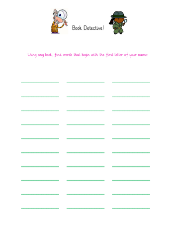 Guided Reading/Spelling/Word Building Activities for Lower Abilities or Younger Children